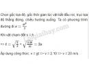 Bài 10 trang 27 SGK Vật lí 10