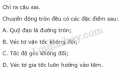 Bài 10 trang 34 SGK Vật lí 10