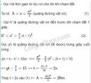 Bài 12 trang 27 SGK Vật lí 10