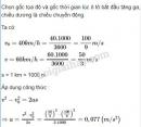 Bài 13 trang 22 SGK Vật lí 10