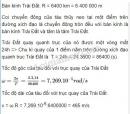 Bài 15 trang 34 SGK Vật lí 10