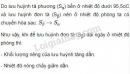 Bài 3 - Trang 132 - SGK Hóa Học 10