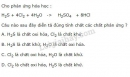 Bài 3 trang 138 SGK Hóa học 10