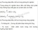 Bài 4 trang 127 SGK Hóa học 10