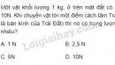 Bài 4 trang 69 SGK Vật lí 10