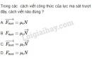 Bài 4 trang 78 sgk vật lí 10
