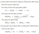 Bài 5 trang 143 SGK Hóa học 10