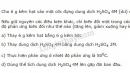 Bài 5 trang 154 SGK Hóa học 10
