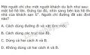 Bài 6 trang 11 SGK Vật lí 10