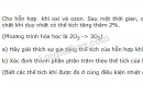 Bài 6 - Trang 127 - SGK Hóa học 10