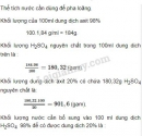 Bài 6 trang 143 SGK Hóa học 10