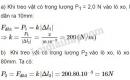 Bài 6 trang 74 SGK Vật lí 10