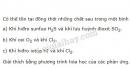Bài 7 - Trang 147 - SGK Hóa học 10