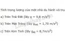 Bài 7 trang 70 sgk vật lí 10