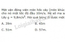 Bài 7 trang 79 SGK Vật lí 10