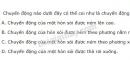 Bài 8 trang 27 SGK Vật lí 10
