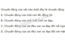 Bài 8 trang 34 sgk Vật lí 10