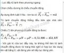 Bài 8 trang 79 sgk vật lí 10