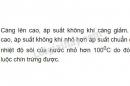 Bài 13 trang 210 SGK Vật lí 10