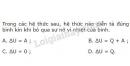 Bài 3 - Trang 179 - SGK Vật lí 10