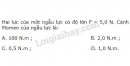 Bài 4 trang 118 SGK Vật lí 10