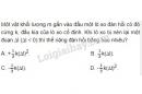 Bài 4 trang 141 sgk vật lí 10