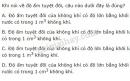 Bài 4 trang 213 SGK Vật lí 10