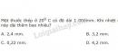 Bài 5 trang 197 sgk Vật lý lớp 10