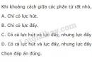 Bài 6 trang 154 sgk vật lý 10