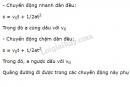 Bài 6 trang 22 SGK Vật lí 10
