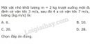 Bài 7 trang 127 SGK Vật lí 10