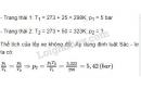 Bài 8 trang 162 sgk vật lý 10