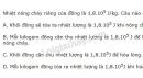 Bài 8 trang 210 sgk Vật lý lớp 10