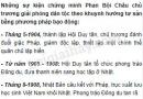 Nêu những sự kiện chứng minh Phan Bội Châu