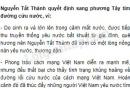 Vì sao Nguyễn Tất Thành lại quyết định