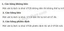 Bài 1 trang 110 sgk Vật lý lớp 10