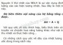 Bài 1 - Trang 179 - SGK Vật lí 10