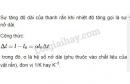 Bài 1 trang 197 SGK Vật lí 10