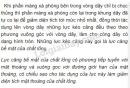 Bài 1 trang 202 SGK Vật lí 10