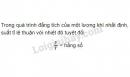 Bài 2 trang 162 sgk vật lý 10