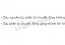 Bài 3 trang 154 SGK Vật lí 10
