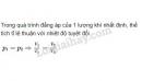 Bài 3 trang 165 sgk vật lý 10