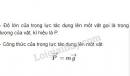 Bài 4 trang 64 SGK Vật lí 10