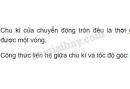 Bài 5 trang 34 SGK Vật lí 10