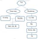 Vẽ sơ đồ nhà nước thời Lý, Trần và thời Lê Thánh Tông, qua đó đánh giá cuộc cải cách hành chính của Lê Thánh Tông.