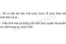 Nhận xét về bộ máy nhà nước thời Lê - Trịnh.