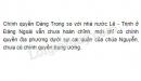 Điểm khác biệt của chính quyền Đàng Trong với nhà nước Lê - Trịnh ở Đàng Ngoài là gì ?