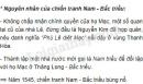 Nêu nguyên nhân của các cuộc chiến tranh phong kiến : Nam - Bắc triều, Trịnh - Nguyễn.