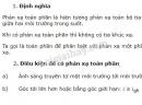 Bài 1 trang 172 SGK Vật lí 11