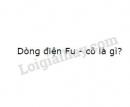Bài 2  trang 147 SGK Vật lí 11